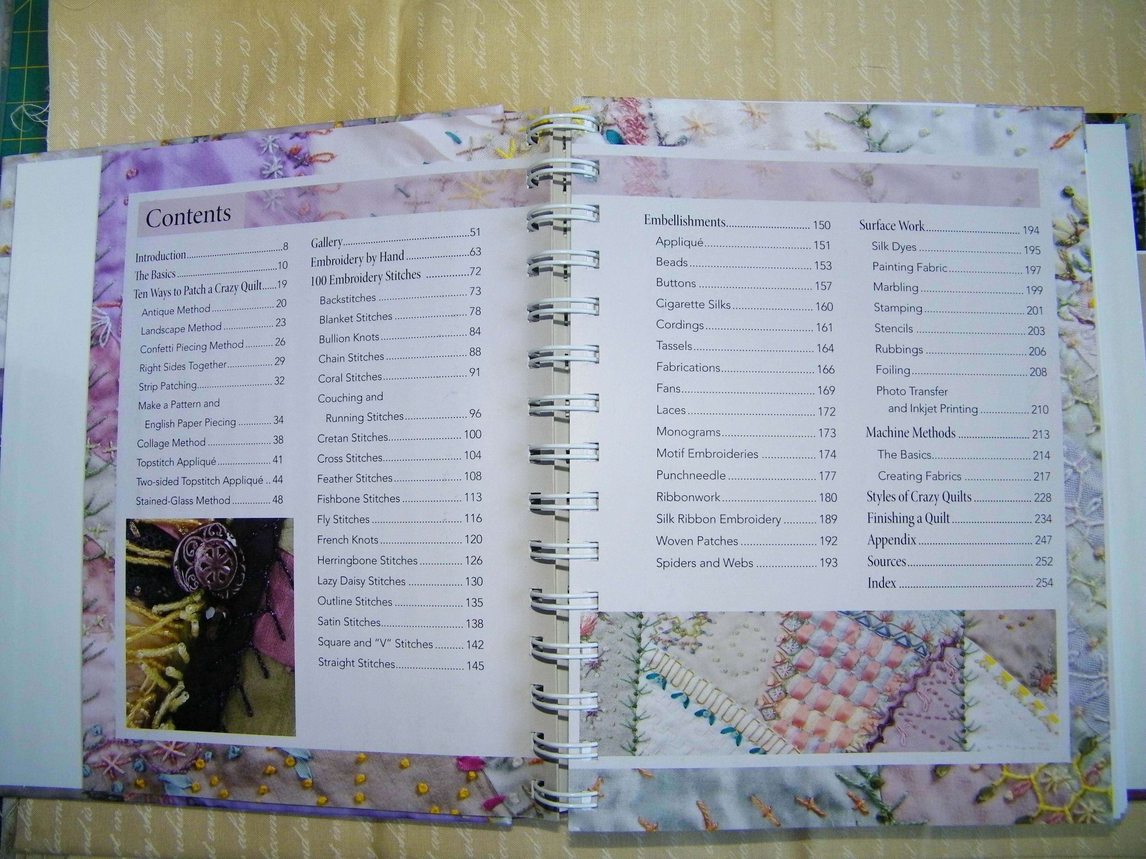 The Complete Guide Crazy Quilting